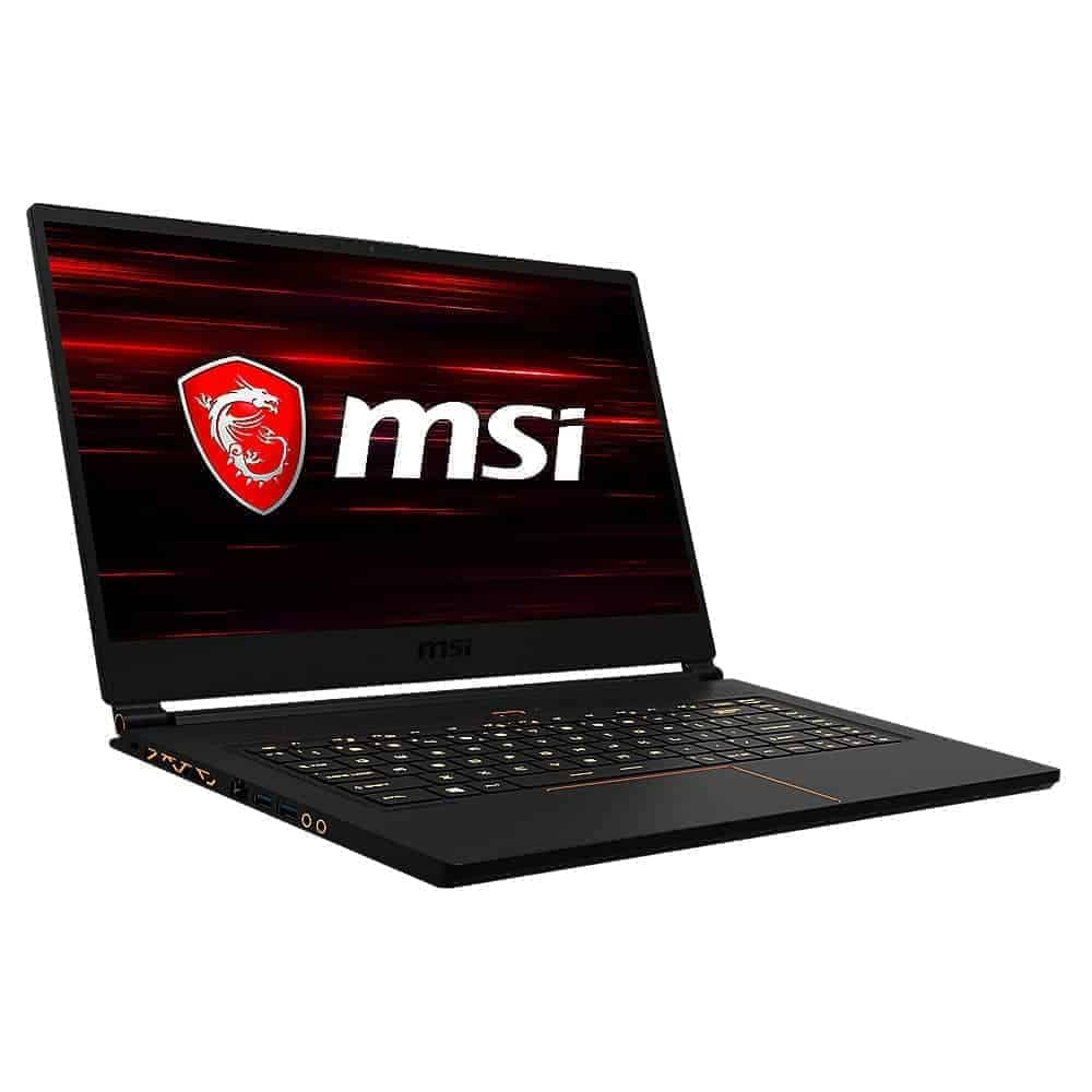 Entwickler-Laptop MSI GS65 Stealth