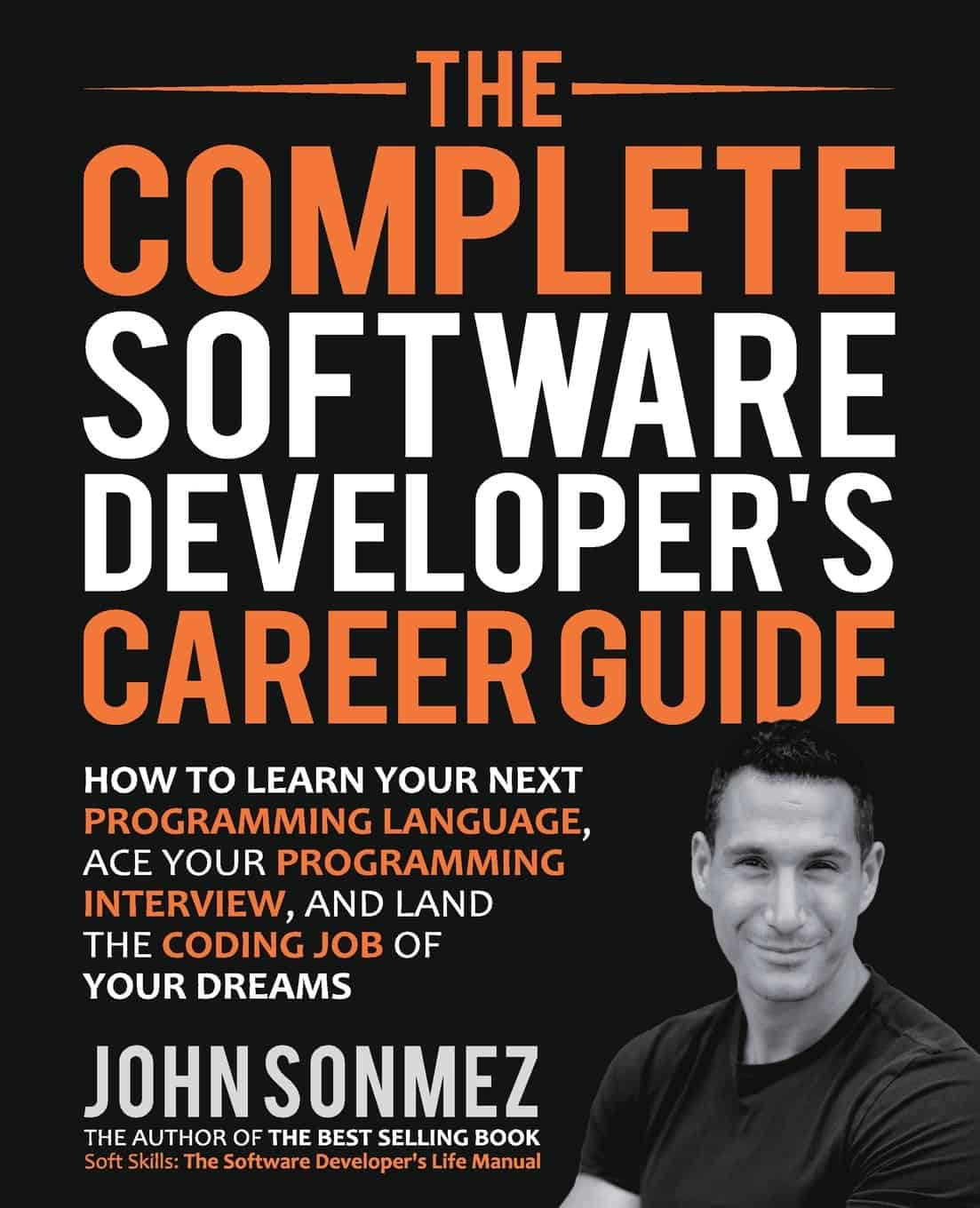 "Buchdeckel ""The Complete Software Developer's Career Guide"""