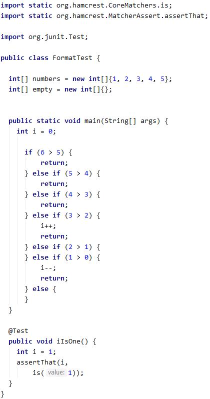Google Java Style