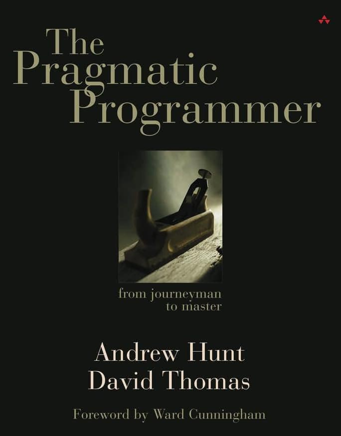 The Pragmatic Programmer: From Journeyman to Master - Buchdeckel