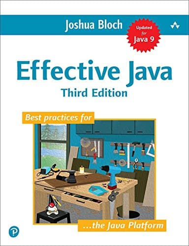 Effective Java - Third Edition - Buchdeckel
