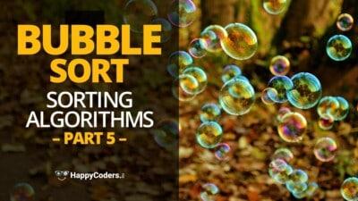 Bubble Sort - feature image