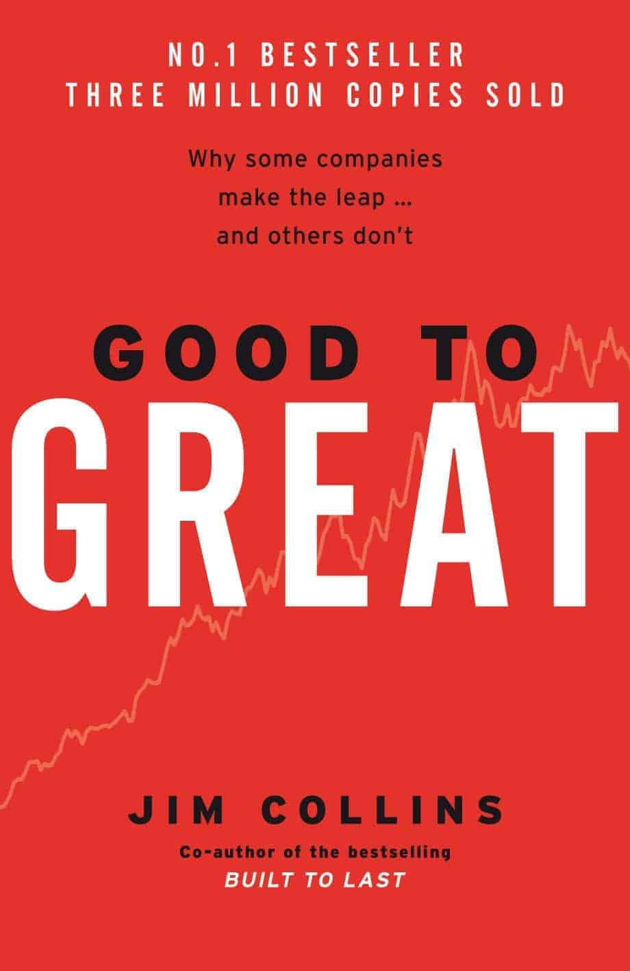 Good to Great - Book cover