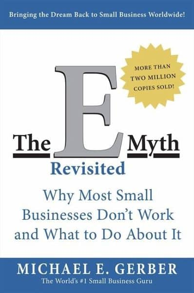 The E-Myth Revisited - Book cover