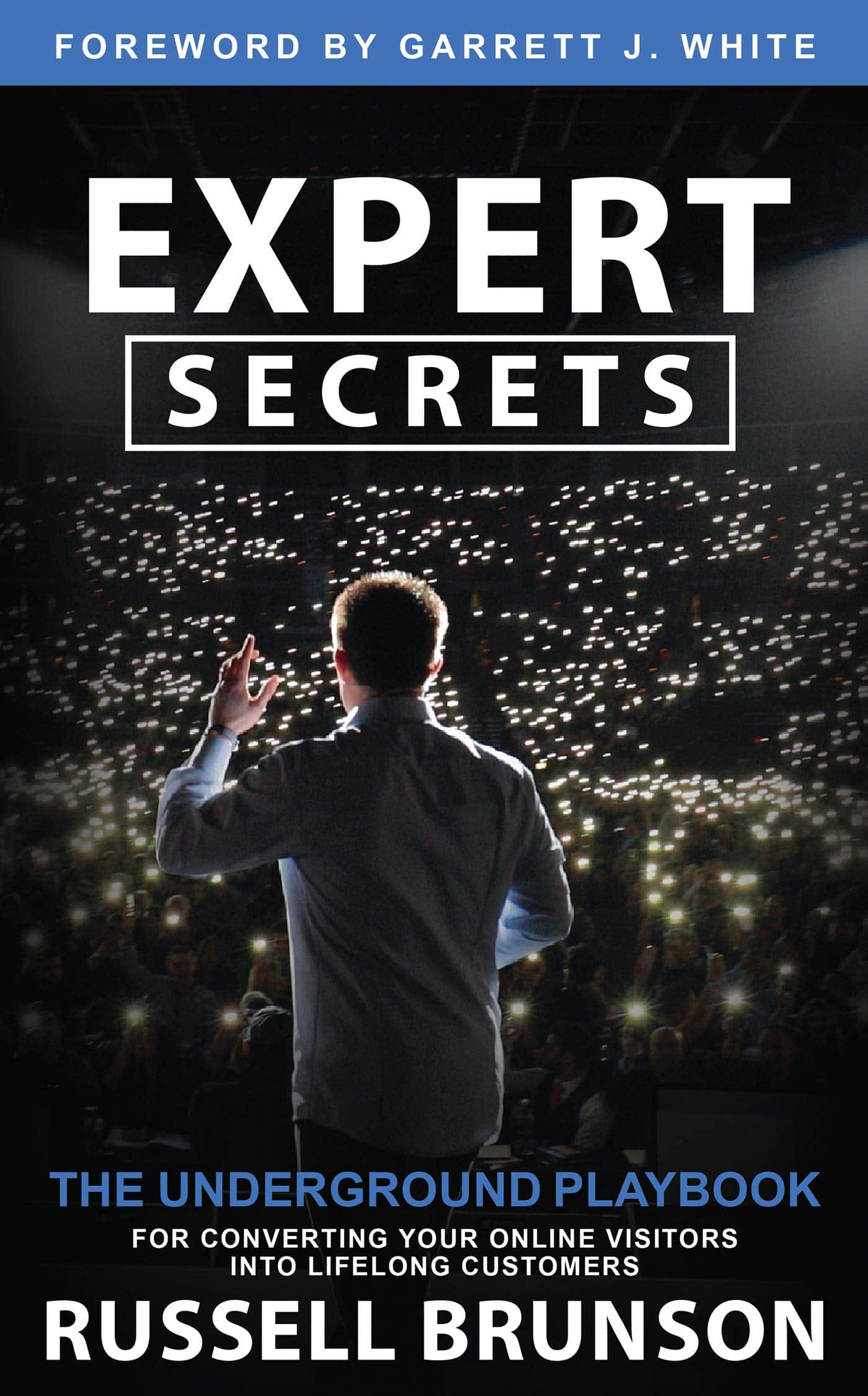 Expert Secrets - Book cover
