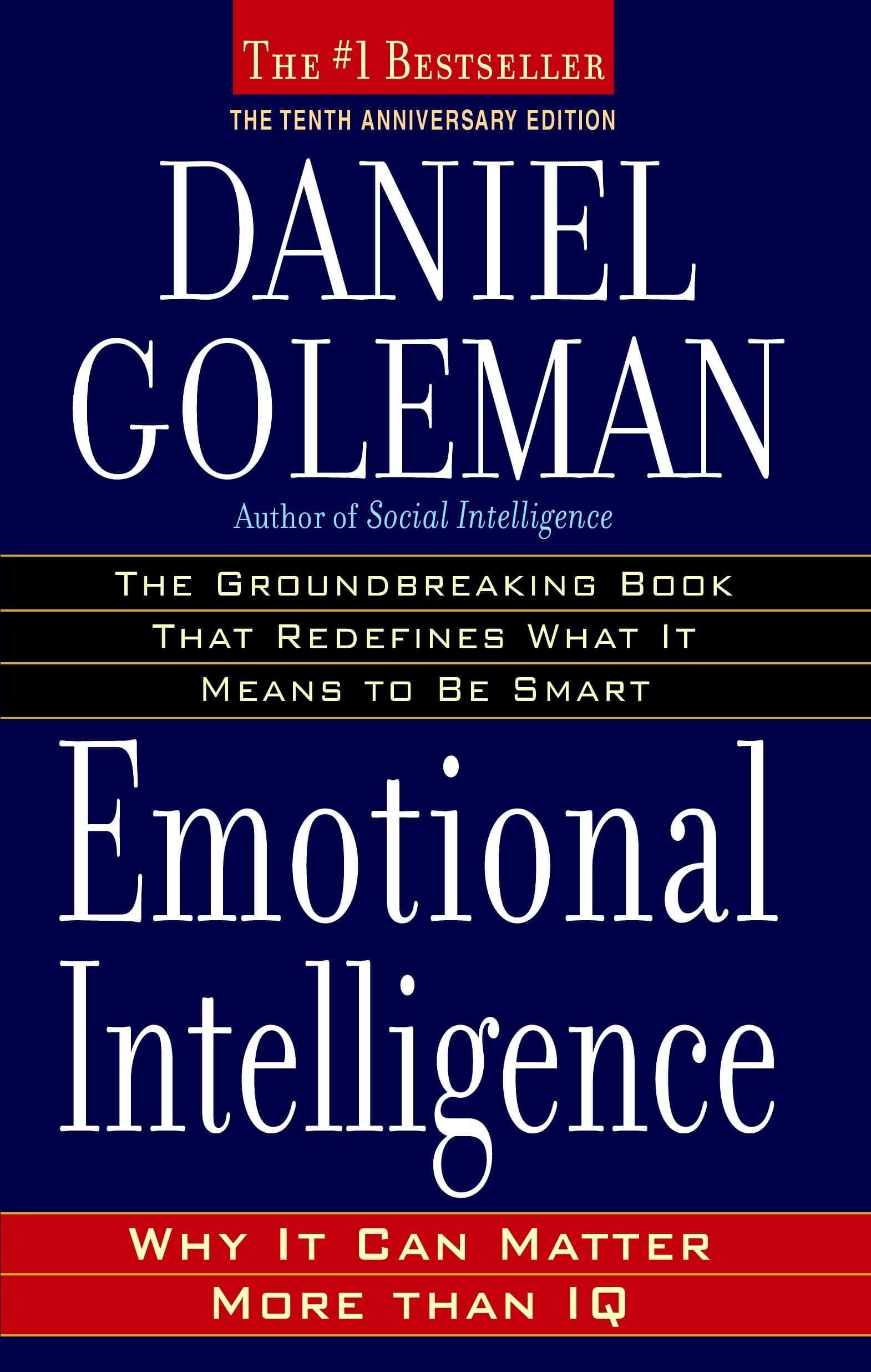 Emotional Intelligence - Buchdeckel