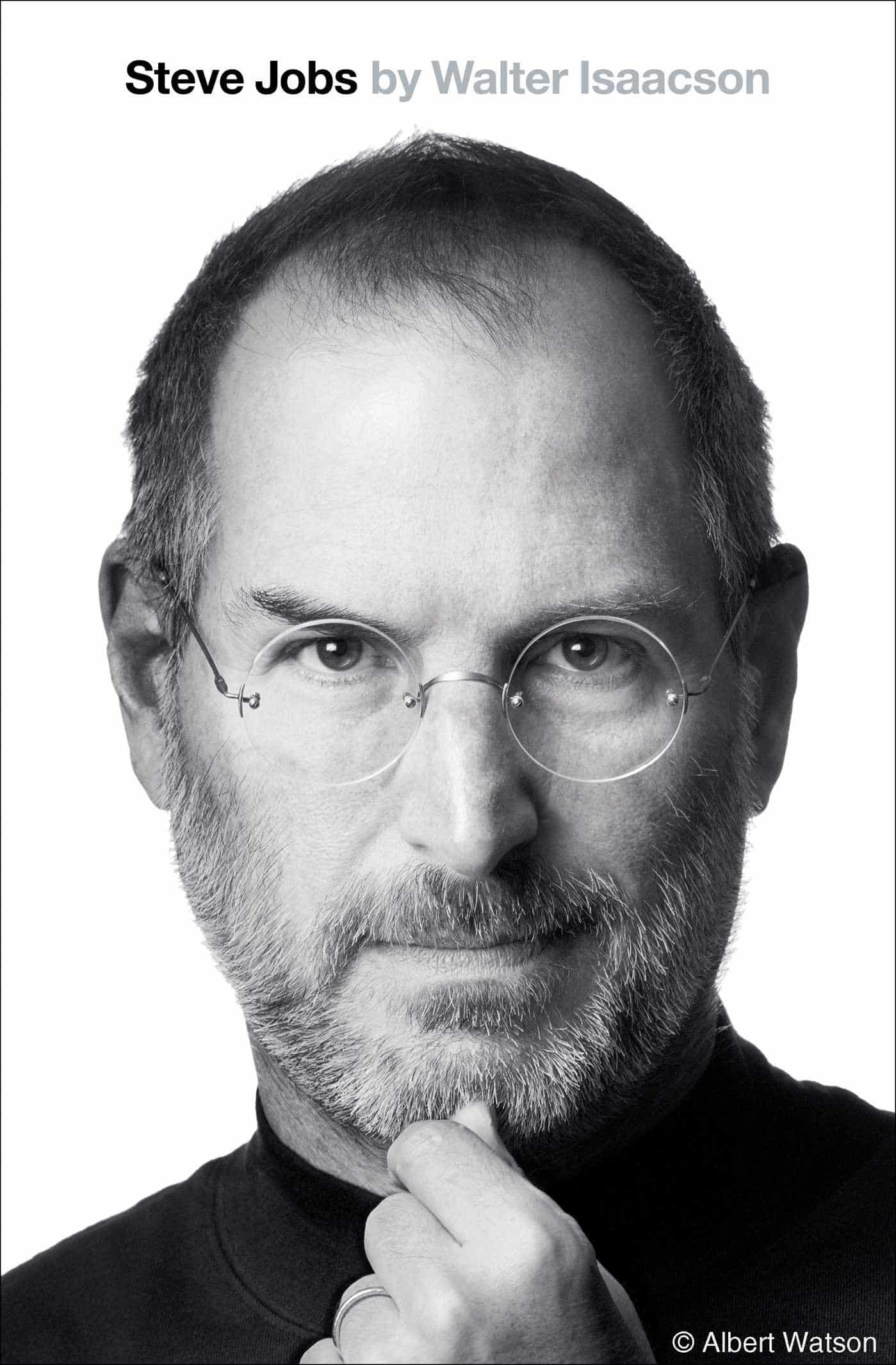 Steve Jobs Biography - Book cover