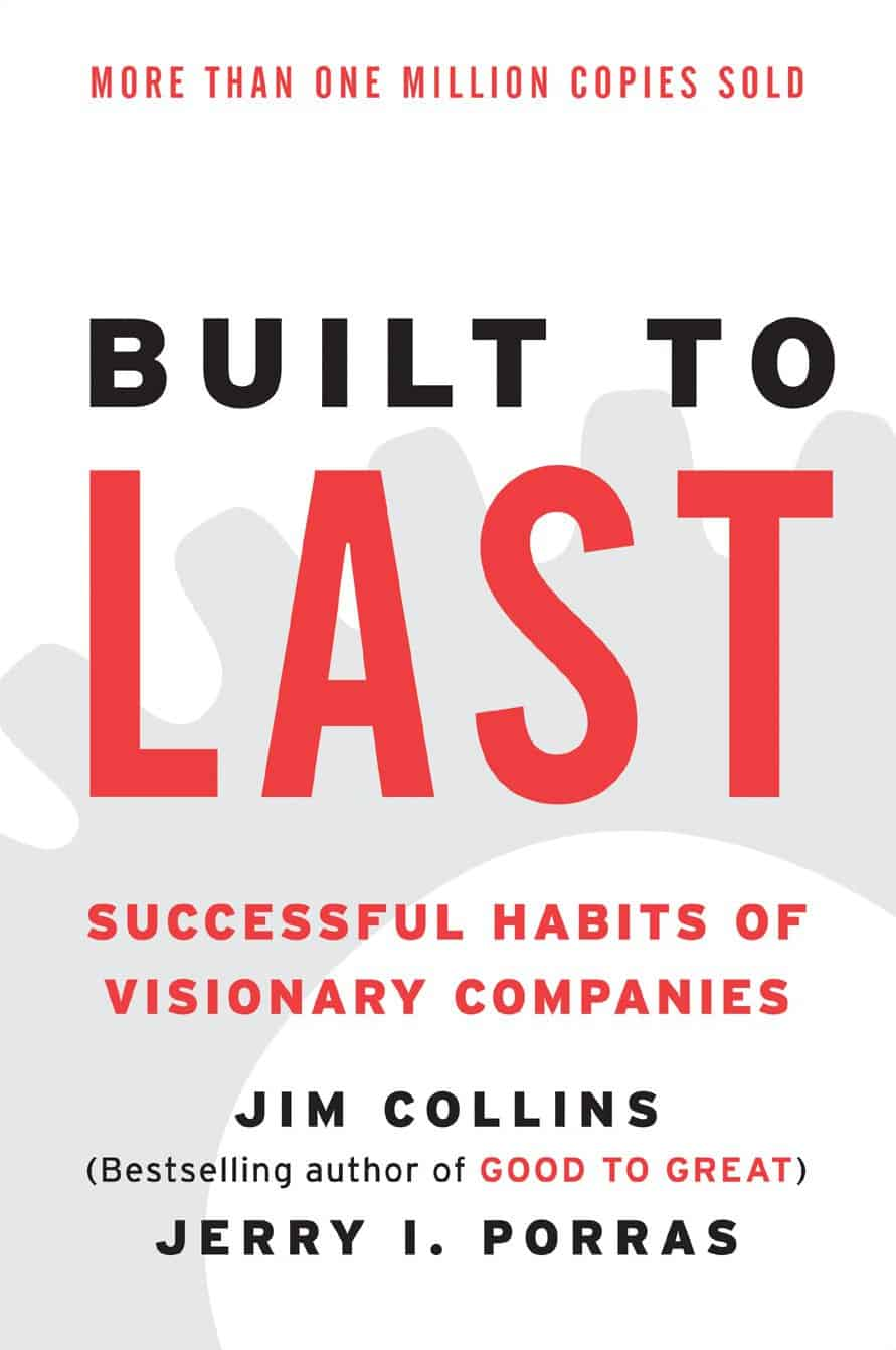 Built to Last - book cover