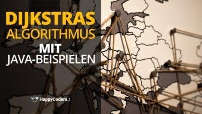 Dijkstra-Algorithmus - Feature-Bild