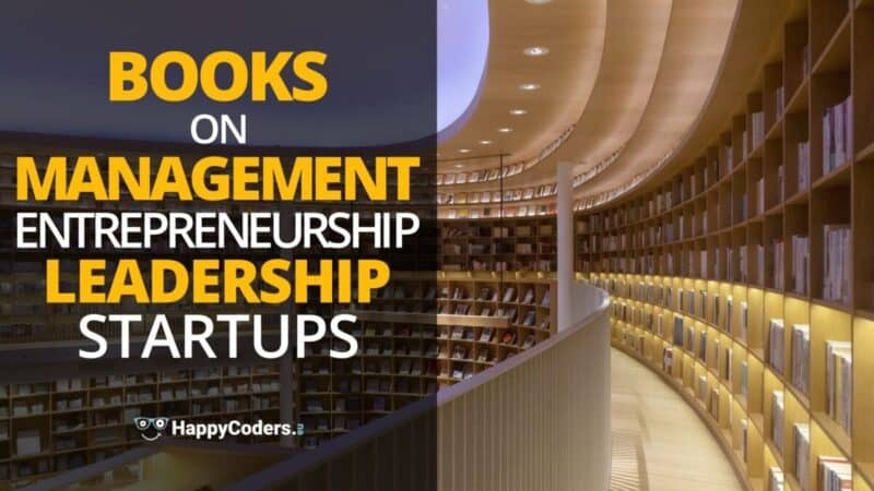 Best Management and Entrepreneurship Books - feature image