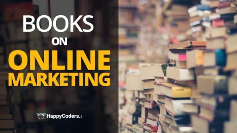 Books on Online Marketing - Feature image